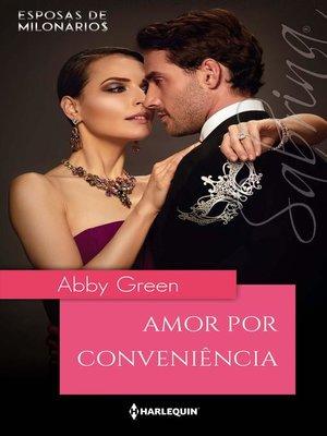 cover image of Amor por conveniência