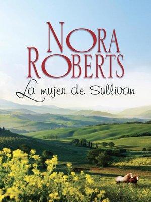cover image of La mujer de Sullivan