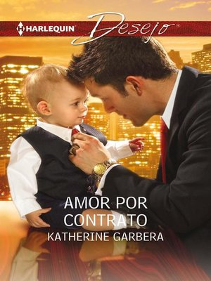 cover image of Amor por contrato