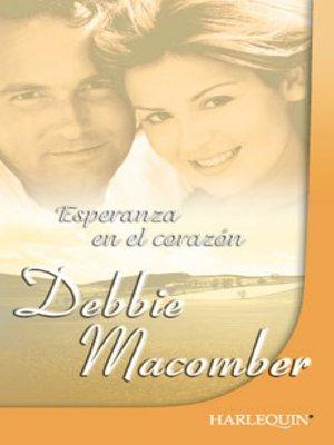 cover image of Esperanza en el corazón