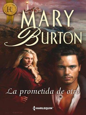cover image of La prometida de otro