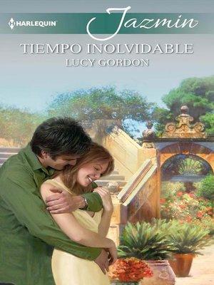 cover image of Tiempo inolvidable