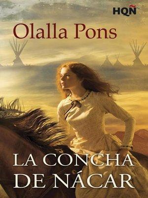 cover image of La concha de nácar