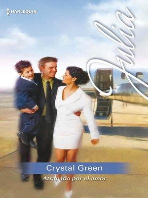 cover image of Atrapado por el amor
