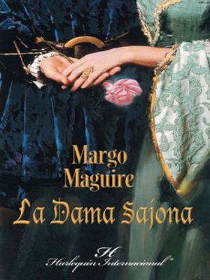 cover image of La dama sajona