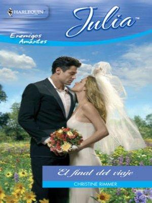 cover image of El final del viaje