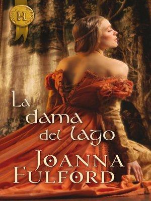 cover image of La dama del lago