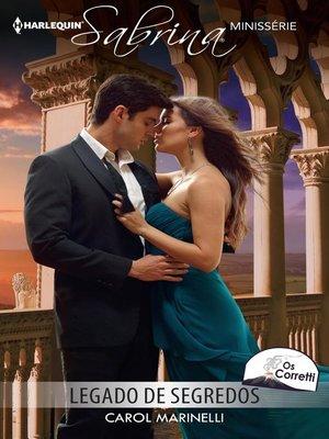 cover image of Legado de segredos