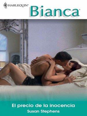 cover image of El precio de la inocencia