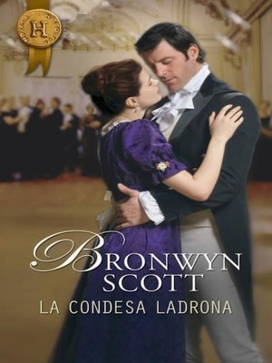 cover image of La condesa ladrona