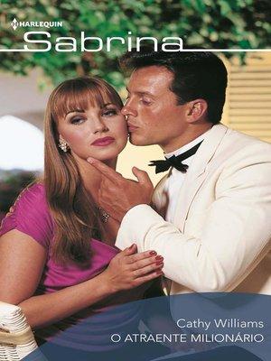 cover image of O atraente milionário