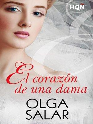 cover image of El corazón de una dama