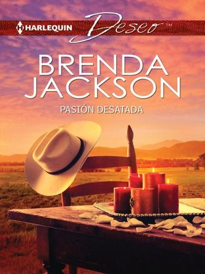 cover image of Pasión desatada