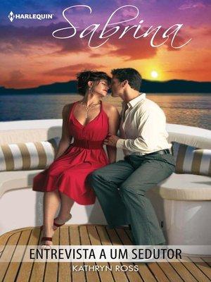 cover image of Entrevista a um sedutor