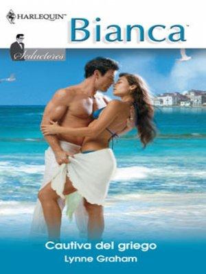 cover image of Cautiva del griego
