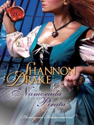 cover image of A namorada pirata