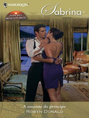 cover image of A amante do príncipe