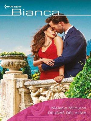 cover image of Deudas del alma
