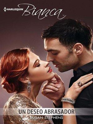 cover image of Un deseo abrasador