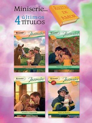 cover image of Pack Miniserie Recetas de amor 2