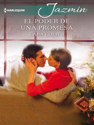 cover image of El poder de una promesa