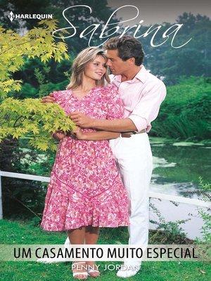 cover image of Um casamento muito especial