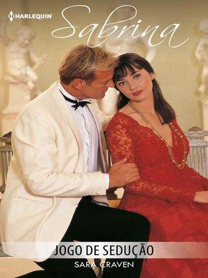 cover image of Jogo de sedução