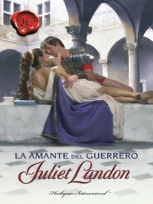 cover image of La amante del guerrero