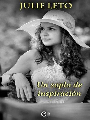 cover image of Un soplo de inspiración