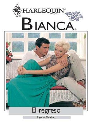 cover image of El regreso
