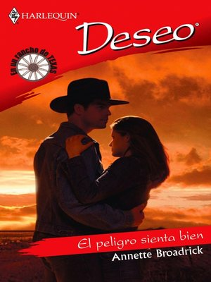 cover image of El peligro sienta bien