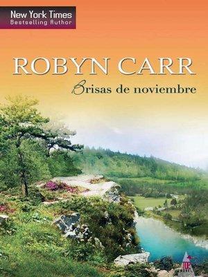 cover image of Brisas de noviembre