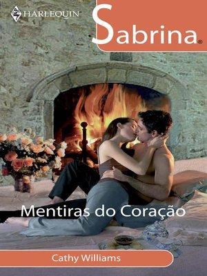 cover image of Mentiras do coração