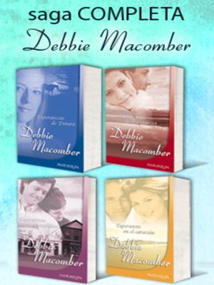 cover image of Pack Debbie Macomber