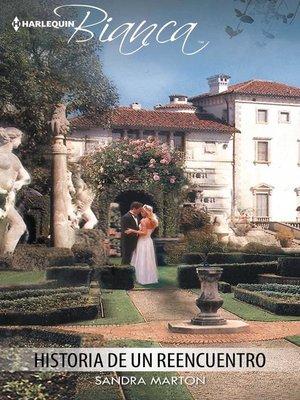 cover image of Historia de un reencuentro