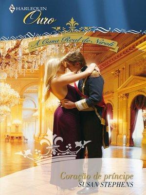 cover image of Coração de príncipe