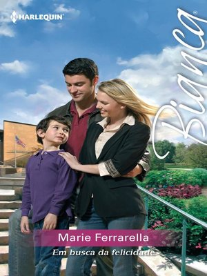 cover image of Em busca da felicidade