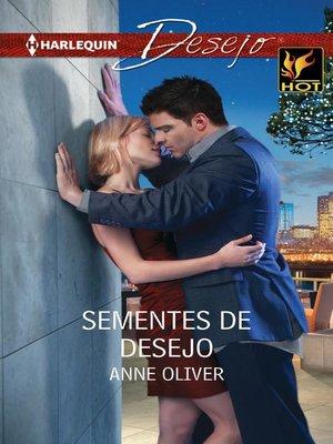 cover image of Sementes de desejo