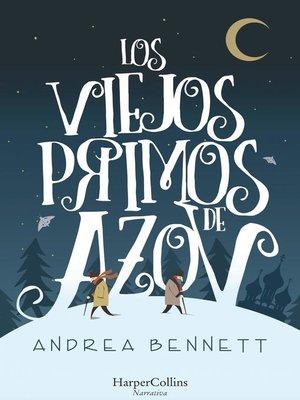 cover image of Los viejos primos de Azov