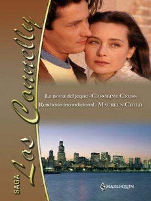 cover image of Rendición incondicional/La novia del jeque
