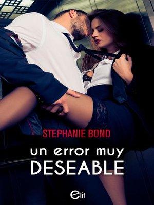 cover image of Un error muy deseable