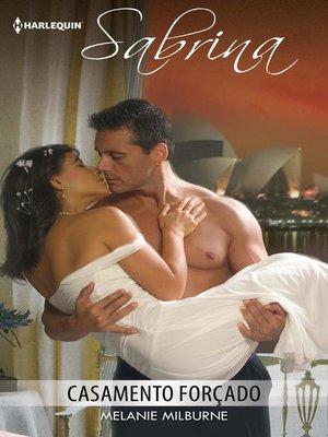 cover image of Casamento forçado