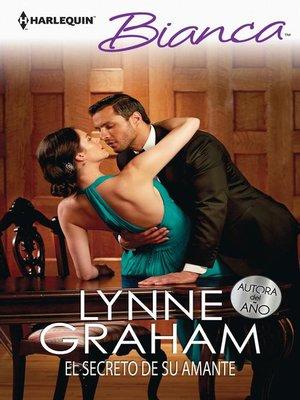 cover image of El secreto de su amante
