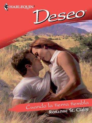 cover image of Cuando la tierra tiembla