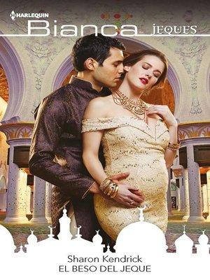cover image of El beso del jeque