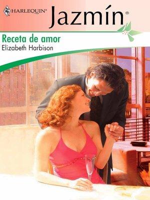 cover image of Receta de amor