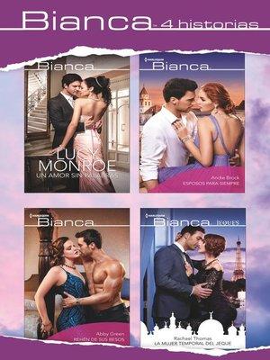 cover image of E-Pack Bianca diciembre 2018