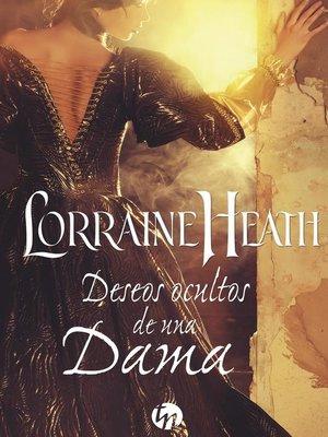 cover image of Deseos ocultos de una dama
