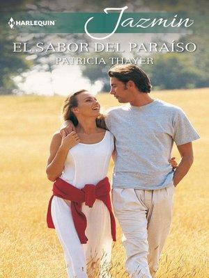 cover image of El sabor del paraíso