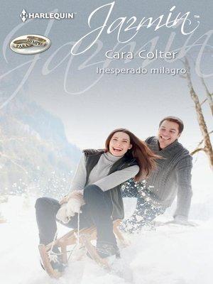 cover image of Inesperado milagro